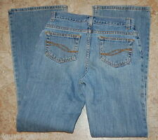 Girls Jeans ARIZONA 16 Slim PREFADED Flared Leg