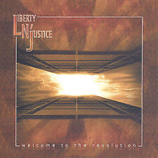Welcome to the Revolution by Liberty N' Justice (CD, Dec-2004, 3 Chord Records)