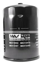 Oil Filter Xref: Z372 with DRAIN BOLT/PLUG Nippon MAX ME013307 ME215002 ME013307
