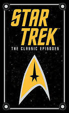 Star Trek: The Classic Episodes by James Blish, J.A. Lawrence (Hardback, 2016)