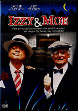 NEW DVD // IZZY and & MOE // Art Carney, Jackie Gleason,(HONEYMOONERS)