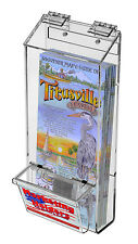 """4"""" x 9"""" Outdoor Brochure Holder with Business Card Holder"""