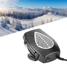 12V Dc Car Vehicle Portable Electric Heater Heating Fan Defroster Demister