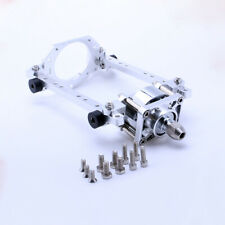 CNC Aluminum RC Boat Engine Mount Bracket with Clutch f Zenoah Marine Gas Engine