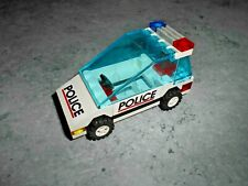 SET LEGO - [ VOITURE DE LA POLICE ] - VINTAGE - 35 PIECES