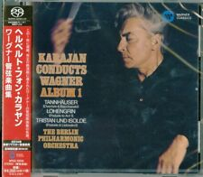 HERBERT VON KARAJAN-WAGNER ORCHESTRAL MUSIC-JAPAN SACD K29