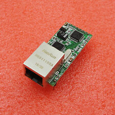 Ethernet to TTL RS232 Serial TTL to TCP / IP RJ45 Convert Transmission Module