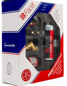 Facet Red Top 6 - 8 psi & 8mm Fuel Pump Kit 480532 Works Cylinder