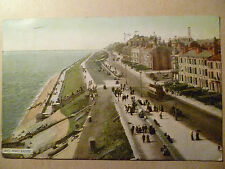 1906 Used Postcard- NORTH PARADES, BLACKPOOL, Lancashire +STAMP