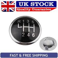 6 Speed Gear Shift Knob Emblem Badge Cover Cap For VW Transporter T5 T6 MK5 MK6
