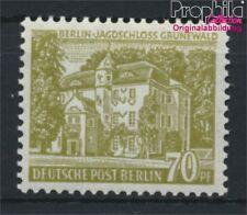 Berlin (West) 123 postfrisch 1954 Berliner Bauten (8894197