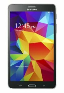 Samsung Galaxy Tab 4 8GB, Wi-Fi, 7in - Black BundleWith Belkin Case Black