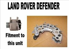 LAND ROVER DEFENDER 3.9 V8 1998 1999 - 2015 NEW ALTERNATOR RECTIFIER