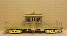 Suydam 000 Flat Bed Work Motor #16 Unpainted Brass HO