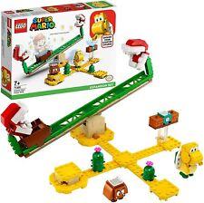 LEGO 71365 Super Mario Piranha Plant Power Slide Expansion Set Brand New 7 +
