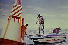 ORIGINAL,Rare,Promo Slide...1966...Batman Movie...# 3..' Bat-Boat '