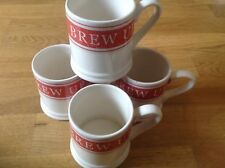 Homegrown By Andrew Tanvel  ( Lifestyle ) 4 Mugs ( Brew Up ) .