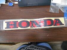 NOS Honda OEM Hull Mark Type 1 2004 ARX1200 74107-HW3-680ZA