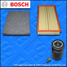 SERVICE KIT for VW NEW BEETLE 1.6 8V PETROL OIL AIR CABIN FILTERS 2001-2010