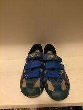 Sidi Blue Triathlon T-2, European Size 43, US shoe size 9.5