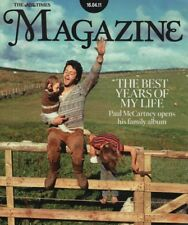"""PAUL McCARTNEY & """"THE BEST YEARS OF MY LIFE"""" -  """"TIMES MAGAZINE"""" (16 April 2011)"""