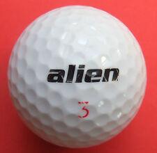Pelota de golf con logo-alien-golf logotipo pelota logotipo balones como gag amuleto...