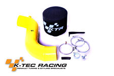 K-Tec Racing Clio 2 RS 172/182 Induction Kit Yellow