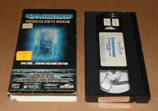 SYNGENOR VHS Horror Sci Fi Starr Andreeff 1990 South Gate - #30