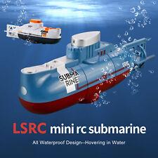 Mini RC U-Boot Ferngesteuertes Boot Underwater Submarine Tauchspielzeug RTR S1O3