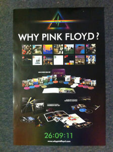Pink Floyd - Why Pink Floyd  (Promotional Poster)