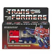 Transformers Optimus Prime G1 Walmart Exclusive Autobots Reissue SEALED