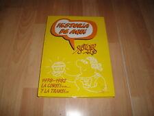 FORGES HISTORIA DE AQUI 1978-1982 LA CONSTItucion.. Y LA TRANSIcion LIBRO NUEVO