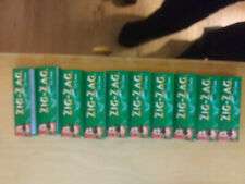10 Packs - Zig Zag Green Rolling Papers.