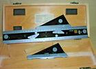 Koordinatenschieber BREITHAUPT 1:25000 1:50000 Navigation Karte Bundeswehr BUND