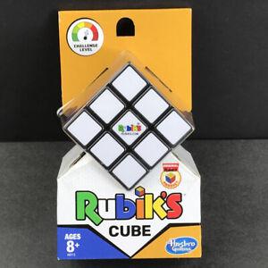 NEW Rubik's Cube 3x3 Original Brain Teaser Puzzle Strategy Game Hasbro 2020