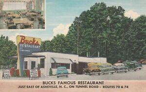 Bucks Famous Restaurant Asheville NC