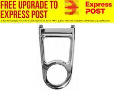 "Borgeson Borgeson 5"" Polished Billet Aluminium Column Drop - Open Fits 1-3/4"" Di"