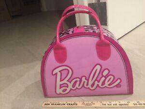 Barbie Train Case Foreign
