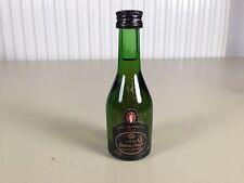 Mignonnette mini bottle non ouverte cognac vsop baron otard