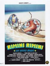 RIMINI RIMINI - UN ANNO DOPO  DVD COMICO-COMMEDIA