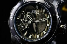 Invicta Men 48mm Pro Diver Scuba Lim Ed Star Wars Darth Vader Black Quartz Watch