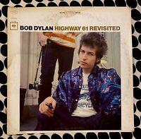 BOB DYLAN - HIGHWAY 61 REVISITED - ORIGINAL - COLUMBIA CS9189 CL2389 - ALBUM