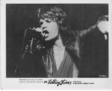 LADIES AND GENTLEMEN THE ROLLING STONES original 1974 concert film lobby photo