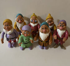 Seven Dwarfs 6.5 inch Posable Arms Disney