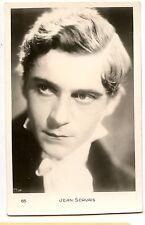 Jean Servais acteur comédien - carte postale cpa photo ancienne