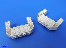 Lego ® nº - 4560938/LOK/cabina opaco blanco de 7938/2 trozo