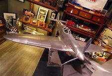 """NEU""Flugzeugmodell Supermarine Spitfire, Handarbeitsmodell aus Metall"
