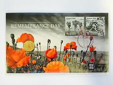2015 $2 Remembrance Day PNC Limited Edition #167/1111 - ⭐️ Low Number ⭐️