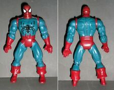 Action Figure Loose SPIDER-MAN KAYAK Toy Biz Marvel 2005 HydroBlast Web Splasher