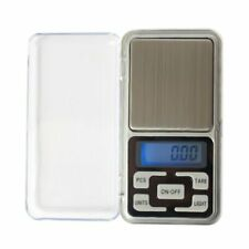 Mini Digital Weight Pocket Scales 100/200/300g 0.1/0.01g LCD Display with